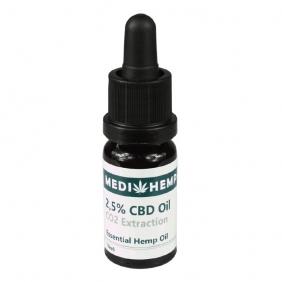 Hempire Medi-Hemp CBD olie 2,5%