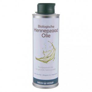 hennepzaad olie