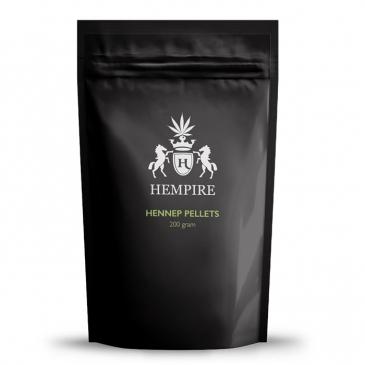 Hempire 200 gram hennep pellets