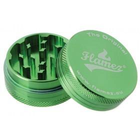 flamez grinder groen 2 delig
