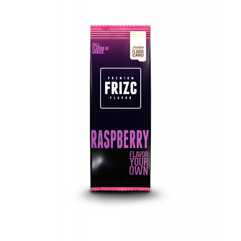 flavor card framboos