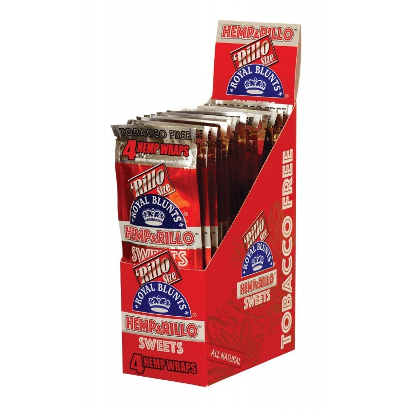 Hemparillo Hemp Blunts Sweets