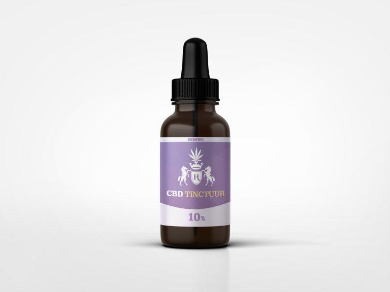Hempire CBD tinctuur 10%
